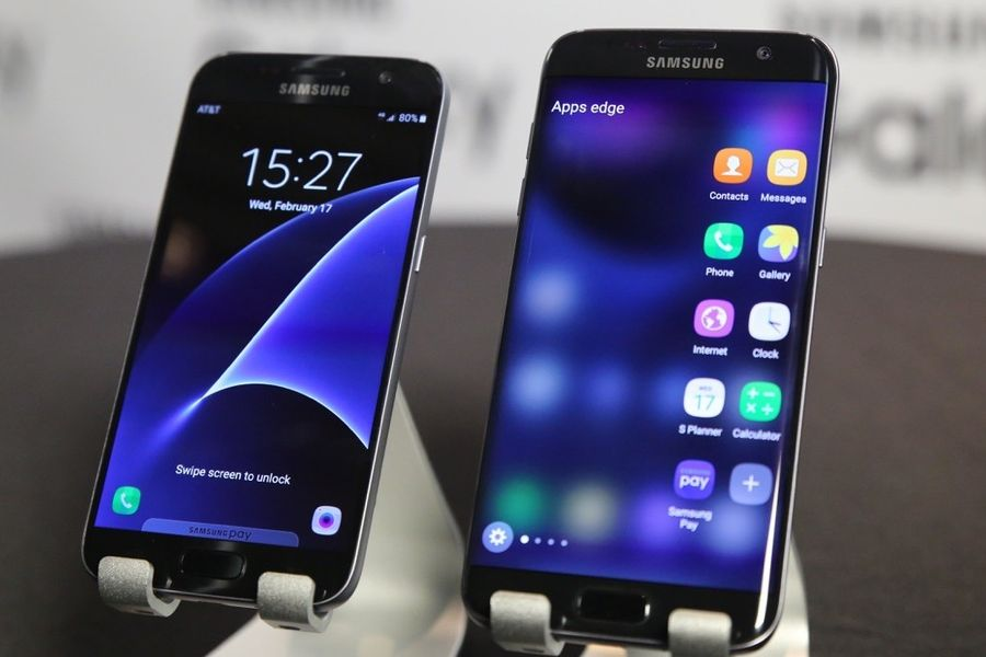 samsung galaxy s7 and galaxy s7 edge are here comes with. Black Bedroom Furniture Sets. Home Design Ideas