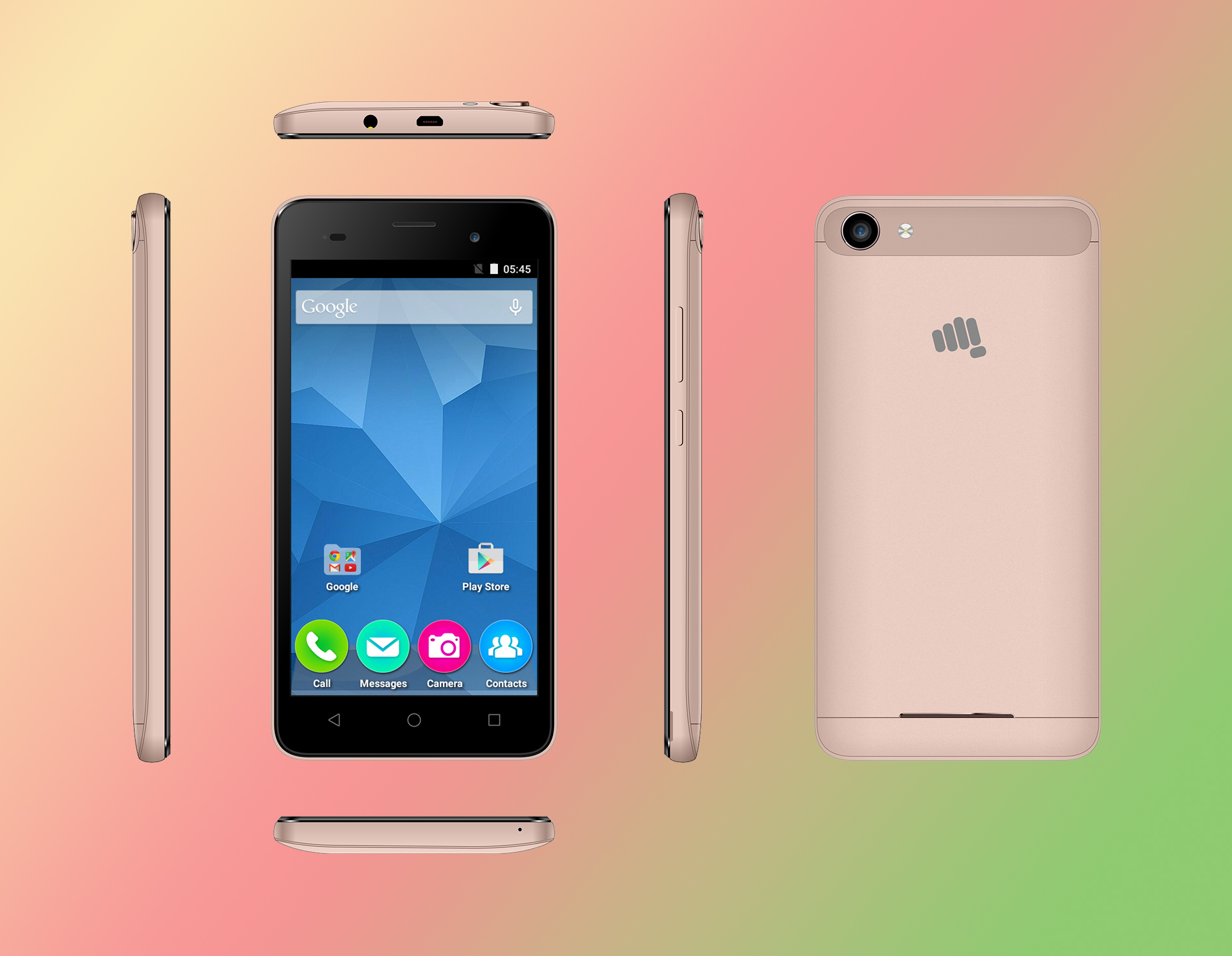 canvas spark 2 plus becomes micromax 39 s first smartphone running android marshmallow smartprix blog. Black Bedroom Furniture Sets. Home Design Ideas
