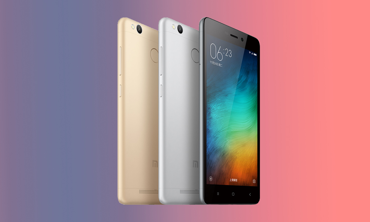 xiaomi launches redmi 3s with snapdragon 430 3gb ram. Black Bedroom Furniture Sets. Home Design Ideas