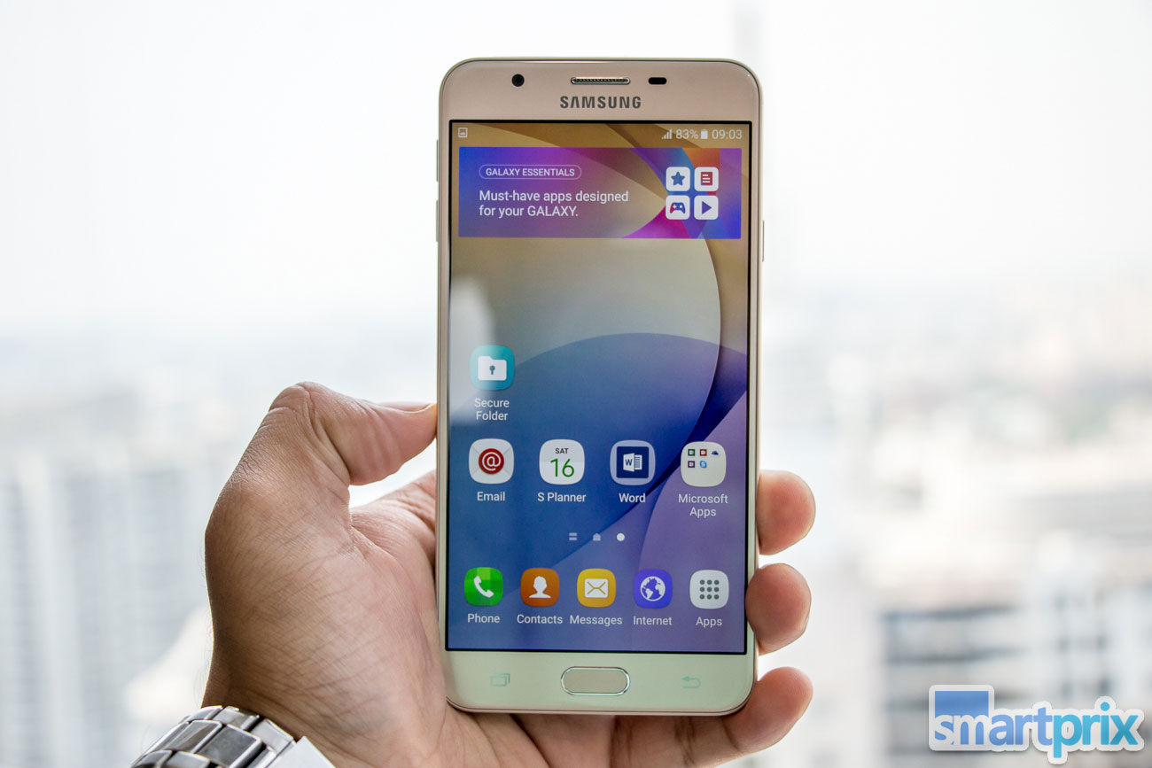 Samsung Galaxy J7 Prime & J5 Prime Hands-on & First Impression
