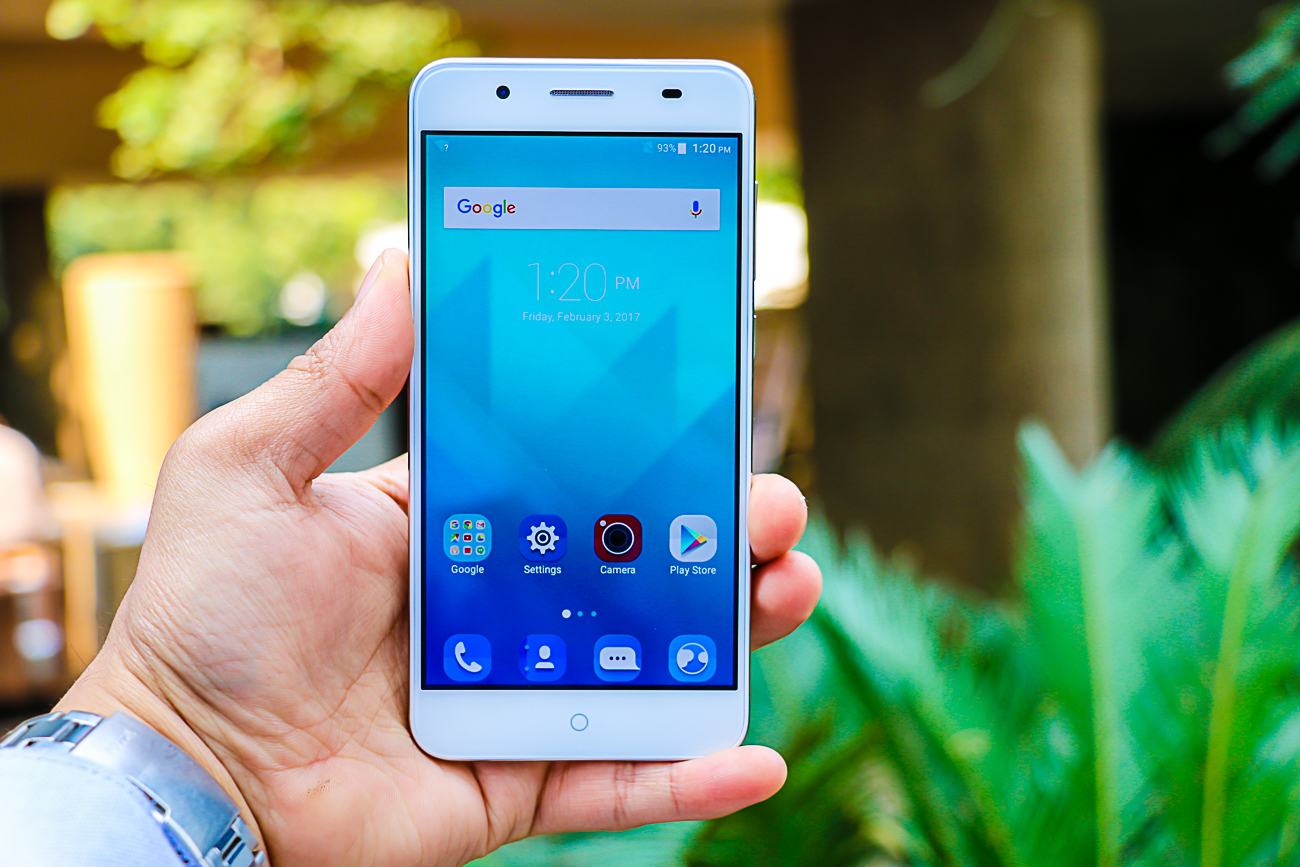 result decided zte blade a2 plus full