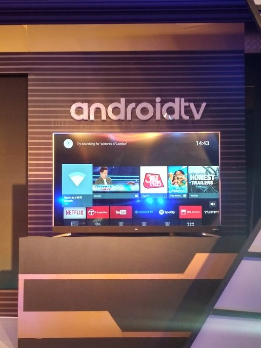 TCL Launches Android Powered Smart TVs In India - Smartprix