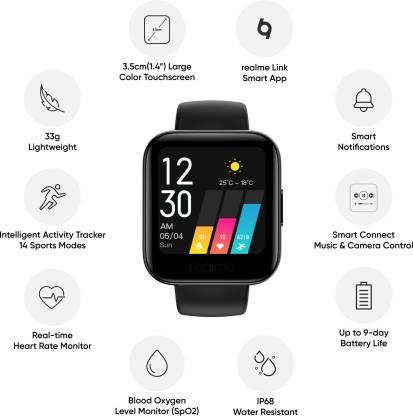 تم إطلاق Realme Watch و Realme Buds Air Neo في الهند 1